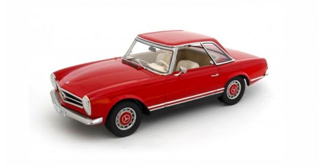 Mercedes-Benz 280 SL Pagoda 1968-1971 Red 1:12 Premium Classixxs 40001