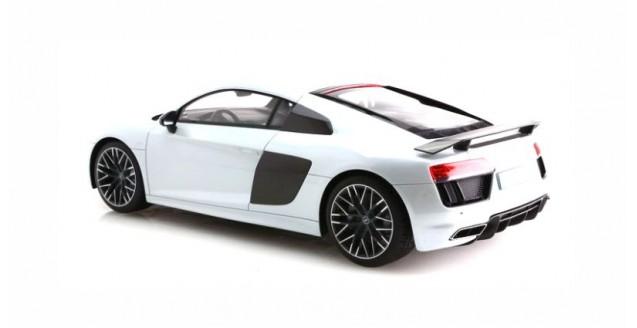 Premium Classixxs PCL40040 Audi R8 2015 Metal Silver 1:12