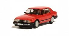 Saab 990i Red 1987 1:43 PremiumX PRD449