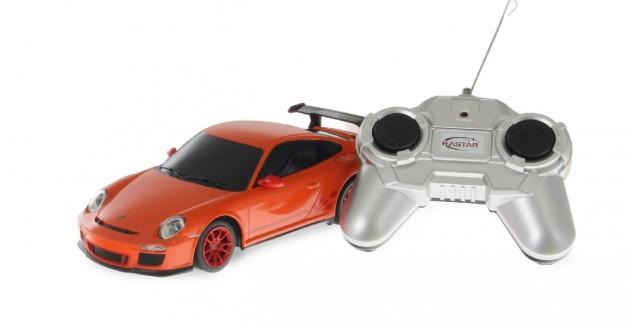 Porsche 911 GT3 RS Orange RC Rastar 39900