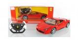Ferrari 458 Italia 1/14 Scale Red RC Rastar 47300