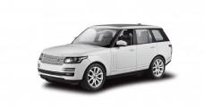 Land Rover Range Rover Sport 2013 White RC Rastar 49700