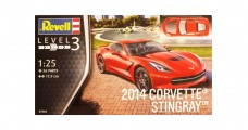 Corvette Stingray 2014 Kit Revell 07060