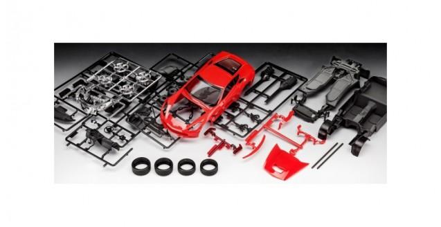 Revell 07060 Corvette Stingray 2014 1 25 Plastic Kit