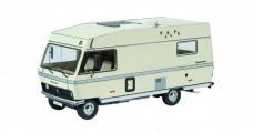 Hymer Mobile 581 BS Beige 1:18 Schuco 450007900