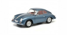 Porsche 356 A Carrera Coupe Edition 70 Jahre Porsche Blue Metallic 1:18 Schuco 450031200