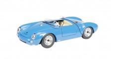Porsche 550 Spyder Blue 1957 1:43  Schuco 450033000
