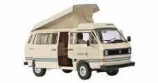 VW T3a Campingbus 'Joker' White 1:18 Schuco 450038600