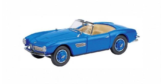 bmw 507 модель