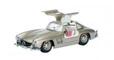 Mercedes-Benz 300 SL Coupe Pearl Grey 1954 1:43 Schuco 450247800