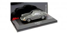 Porsche 911 S Steve McQueen Le Mans 1971 Grey 1:43 Schuco 450363600