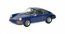 Porsche 911 S 1972 Blue 1:43 Schuco 450367500