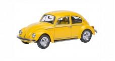 Volkswagen Käfer 1200 Sunny Bug yellow 1:43 Schuco 450387500
