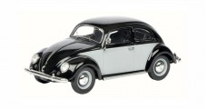 Volkswagen Käfer Black / Grey 1:43 Schuco 450387700