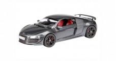 Audi R8 GT daytona Grey 1:43 Schuco 450722800