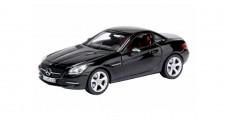 Mercedes-Benz SLK Class Black 1:43 Schuco 450745100