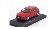 Audi A3 Sportback Red 2012 1:43 Schuco 450751501