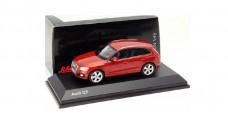 Audi Q5 Red 2013 1:43 Schuco 450756001