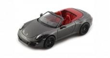 Porsche 911 (991) Carrera GTS Cabriolet 2014 Anthracite Grey 1:43 Schuco 450757700