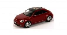 Volkswagen Beetle in Tornado Red 1:43 Schuco 5C1099300Y3D