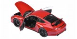 Porsche 911 (991/I) Carrera GTS Coupe red 1:18 Schuco 450039000