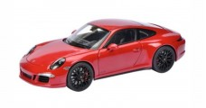 Porsche 911 (991/I) Carrera GTS Coupe red 1:18 Schuco 450039000