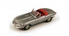 Spark Jaguar E-Type S1 Silver Roadster 1:43 1961 Spark S2111