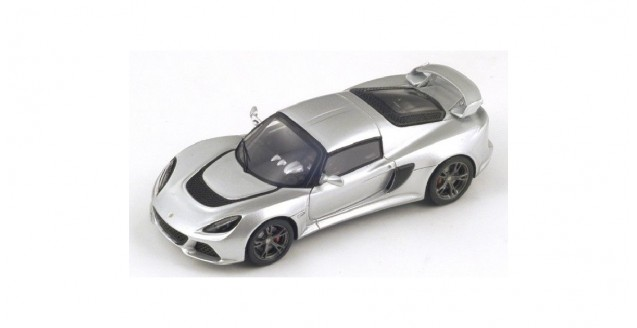 Lotus Exige S Silver 2013 1:43  Spark S2224