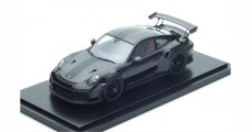 Porsche 911 (991 II) GT2 RS Weissach Package Black 1:18 Spark WAX02100038