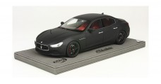 Maserati Ghibli Matt Black 2014 Top 1:18 Marques TOP08MBPRE