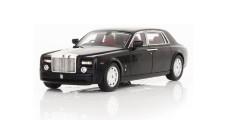 Rolls Royce Phantom LWB 2010 Black 1:43 TrueScale TSM124367