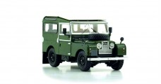Land Rover Series I 107 1957 Recovery Truck 1:43 TrueScale TSM124378