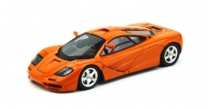 McLaren F1 High Mirrors Orange 1:43 TrueScale TSM134326
