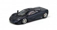McLaren F1 XP-4 Blue 1:43 TrueScale TSM134328