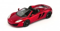McLaren MP4-2C Spider Red 1:43 TrueScale TSM134338