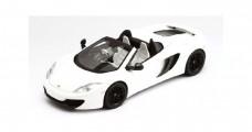 McLaren MP4-2C Spider White 1:43 TrueScale TSM134339