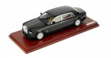 Rolls Royce Phantom Sedan LWB Black 1:43 TrueScale TSM134348