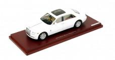 Rolls Royce Ghost EWB White 1:43 TrueScale TSM134349