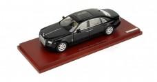 Rolls Royce Ghost EWB Black 1:43 TrueScale TSM134350