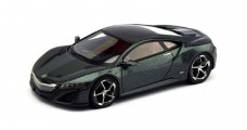 Acura NSX Concept II Grey 1:43 TrueScale TSM134364