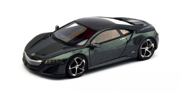 Truescale Tsm134364 Acura Nsx Concept Ii Grey 1 43