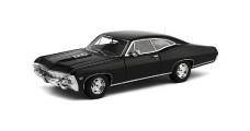 Chevrolet Impala SS Coupe 1967 Black 1:43 TrueScale TSM144323