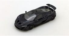 McLaren P1 Black 1:43 TrueScale TSM144338