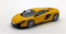 McLaren 650S Coupe Yellow 1:43 TrueScale TSM144364