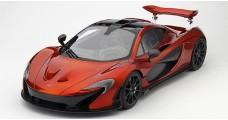 McLaren P1 Orange 1:12 Truescale TSM141205