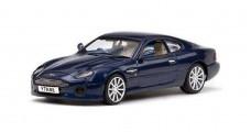 Aston Martin DB7 Vantage Blue 1:43 Vitesse 20652