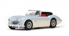 Austin Healey 3000 Grey Cream 1:43 Vitesse 22008