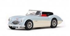 Austin Healey 3000 Grey Cream 1:43 Vitesse 22008