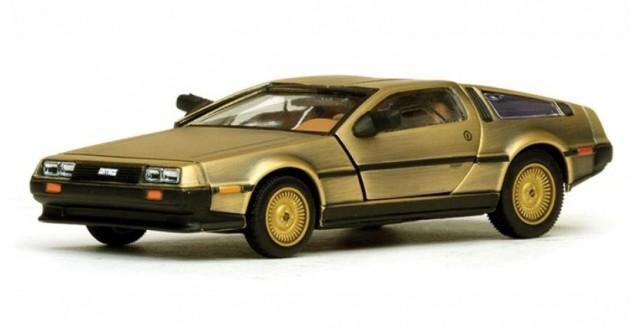DeLorean DMC-12 Gold 1:43 Vitesse 24001