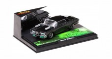 Chrysler Imperial Black Beauty 1965 from The Green Hornet 1:43 Vitesse 24030